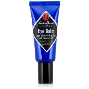 Jack Black Pure Science Eye Balm Age Minimizing Gel for Men, 0.5 oz