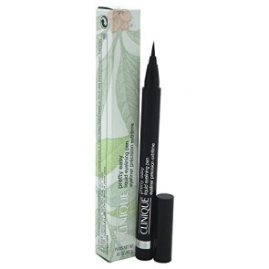 Clinique Pretty Easy Liquid Eyelining Pen  - 1 Black for Women, 0.02 oz