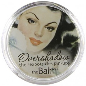 theBalm Overshadow Shimmering All-Mineral Eyeshadow  - If yu're Rich, I'm Single for Women, 0.02 oz