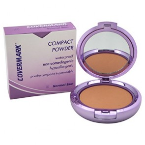 Covermark Compact Powder Waterproof Normal Skin  - 4A for Women, 0.35 oz
