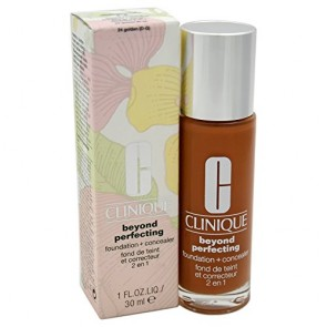 Clinique Beyond Perfecting Foundation+Concealer  - (Golden) for Women, 1.0 oz