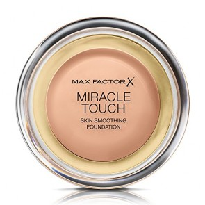 Max Factor Miracle Touch Liquid Illusion Foundation  - 70 Natural for Women, 11.5 g