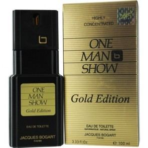 Jacques Bogart One Man Show - Gold Edition for Men