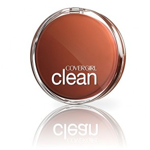 CoverGirl Clean Normal Skin Powder - 155 Soft Honey for Women, 0.39 oz