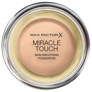 Max Factor Miracle Touch Liquid Illusion Foundation  - 60 Sand for Women, 11.5 g