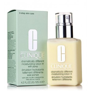 Clinique Clinique Dramatically Different Moisturizing Lotion With Pump , 4.2 oz