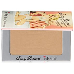 theBalm Sexy Mama Anti-Shine Translucent Powder  for Women, 0.25 oz