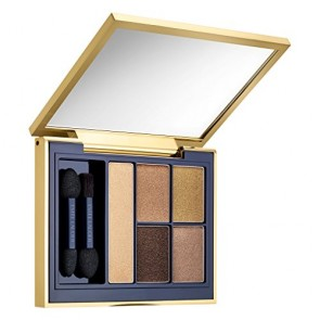 Estee Lauder Pure Color Envy Sculpting Eyeshadow 5 Color Palette -  Rebel Metal for Women, 0.24 oz