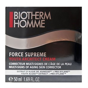 Biotherm Homme Force Supreme Youth Architect Cream for Men, 1.69 oz
