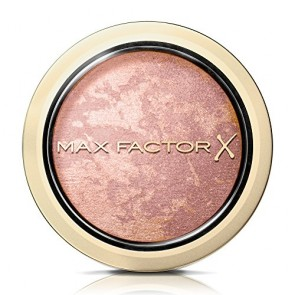Max Factor Creme Puff Blush  - 25 Alluring Rose for Women, 0.001 oz