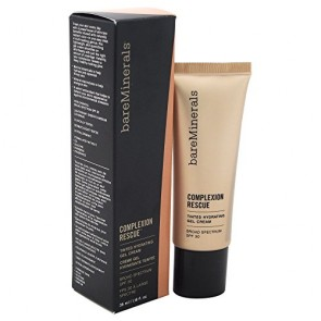 Bareminerals Complexion Rescue Tinted Hydrating Cream Gel  - (7) Tan, 1.18 oz