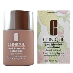 Clinique Anti-Blemish Solutions Liquid Makeup  - 03 Fresh Neutral for Women, 1 oz