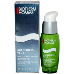 Biotherm Age Fitness Advanced Smoothing Anti-Aging Eye Care Gel , 0.5 oz