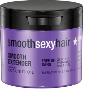 Sexy Hair Concepts Smooth Sexy Hair Smooth Extender Nourishing Smoothing Masque  for Unisex