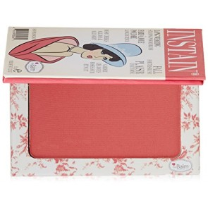 theBalm Instain Long-Wearing Powder Staining Blush  - Toile for Women, 0.23 oz