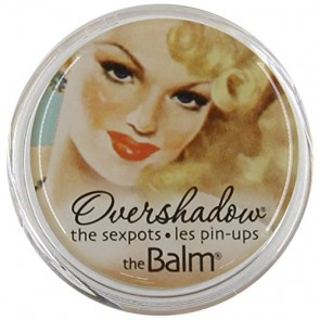 theBalm Overshadow Shimmering All-Mineral Eyeshadow  - No Money, No Honey for Women, 0.02 oz