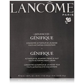 Lancome Advanced Genifique Youth Activating Skin Care Power Of 3