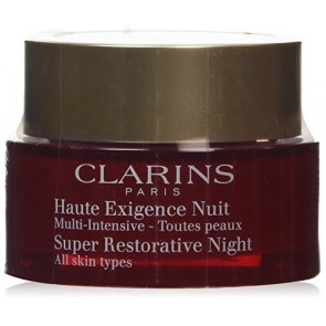 Clarins Super Restorative Night Wear Cream , 1.7 oz