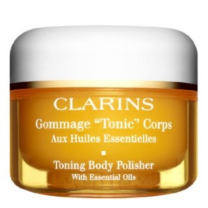 Clarins Toning Body Polisher , 8.8 oz