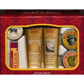 Burt's Bees Tips & Toes Kit  for Women, 0.25 oz