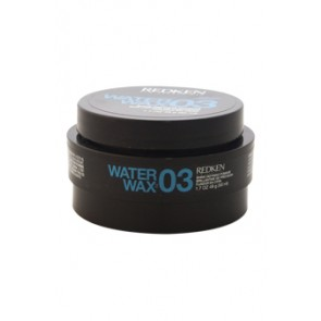 Redken Water Wax 03 Shine Defining Pomade  for Unisex