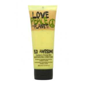 Tigi Love Peace And The Planet Eco Awesome Moisturizing Conditioner  for Unisex