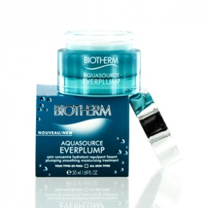Biotherm Aquasource Everplump Plumping Smoothing Moisturizer , 1.69 oz