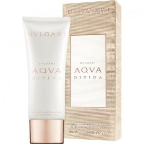 Bvlgari Aqua Divina Body Lotion  for Women, 3.4 oz