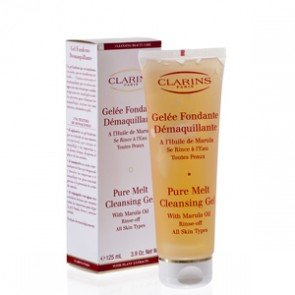 Clarins Pure Melt Cleansing Gel  - With Marula Oil, 3.9 oz