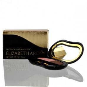 Elizabeth Arden Eyecolor Naturals Duo - Camellia / Nutmeg for Women, 0.11 oz