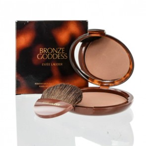 Estee Lauder Bronze Goddess Powder Bronzer - 02 Medium for Women, 0.74 oz