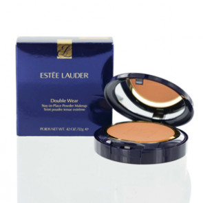 Estee Lauder Double Wear Stay-In-Place Powder Makeup - 5C1 Rich Chestnut for Women, 0.42 oz