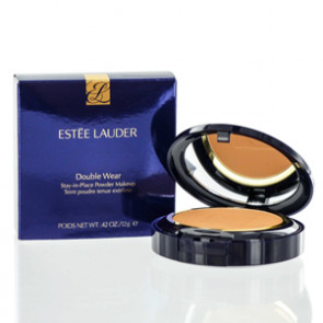 Estee Lauder Double Wear Stay-In-Place Powder Makeup - 6W1 Sandalwood for Women, 0.42 oz