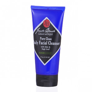 Jack Black Pure Clean Daily Facial Cleanser for Men, 6.0 oz