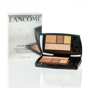 Lancome Color Design 5 Shadow & Liner Palette  - 101 Bronze Amour for Women, 0.141 oz