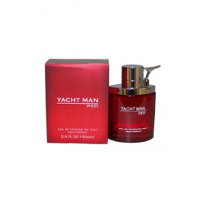 Myrurgia Yacht Man Red for Men