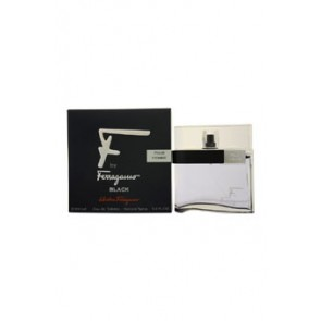Salvatore Ferragamo F Black for Men