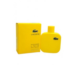 Lacoste Eau De Lacoste L.12.12 Yellow for Men