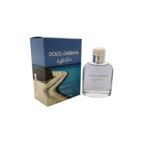 Dolce & Gabbana Light Blue Swimming In Lipari for Men
