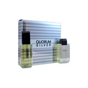 Antonio Puig Quorum Silver for Men