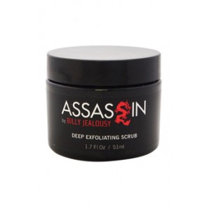 Billy Jealousy Assassin Deep Exfoliating Scrub for Men, 1.7 oz