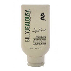 Billy Jealousy LiquidSand Exfoliating Facial Cleanser for Men, 8 oz