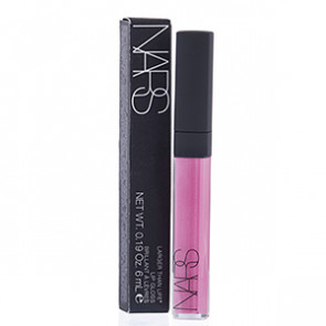 Nars Larger Than Life Lip Gloss - Couer Sucre - Shimmering Bright Pink for Women, 0.19 oz