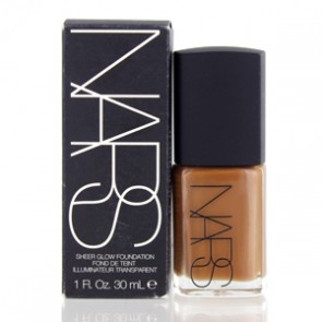 Nars Sheer Glow Foundation - Benares - Dark 3 for Women, 1.0 oz