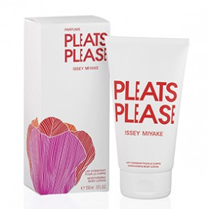 Issey Miyake Pleats Please Body Lotion for Women, 5.2 oz