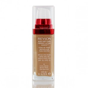 Revlon Age Defying Firming +Lifting Foundation - Cool Beige, 1.0 oz