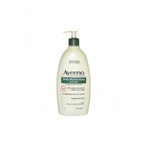 Aveeno Active Naturals Daily Moisturizing Lotion , 18 oz
