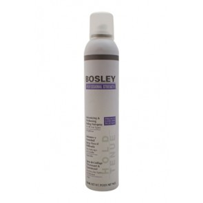 Bosley Volumizing & Thickening Styling Hairspray  for Unisex
