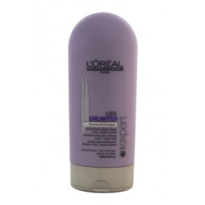 L'Oreal Serie Expert Liss Unlimited Keratinoil Complex Conditioner  for Unisex