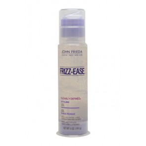 John Frieda Frizz Ease Clearly Defined Style Holding Gel  for Unisex
